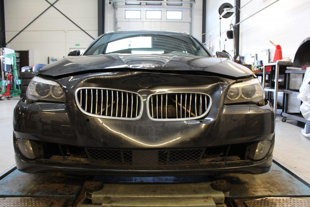 BMW forsikringsskade