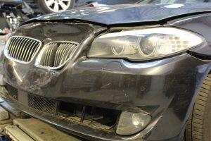 Forsikringsskade BMW