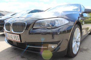 BMW skadet