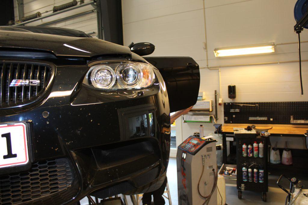 Autoværksted Silkeborg - BMW M3