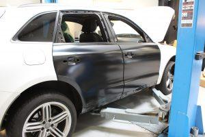 Forsikringsskade Audi