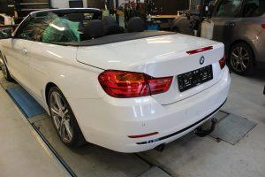 Anhængertræk til BMW