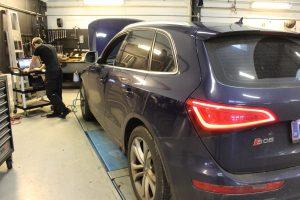 Kodning af nøgler Audi og VW