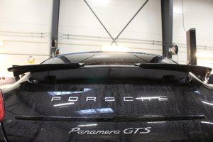 Porsche Hækspoiler