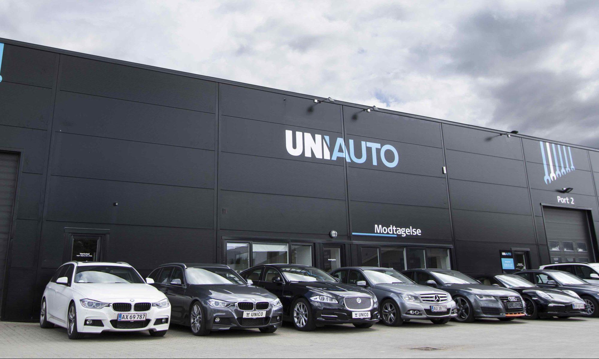 Uni-Auto A/S