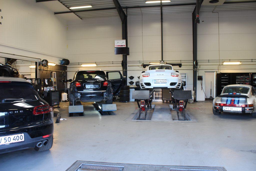 Porsche, Macan, Cayenne, Turbo S, Autoværksted, Silkeborg