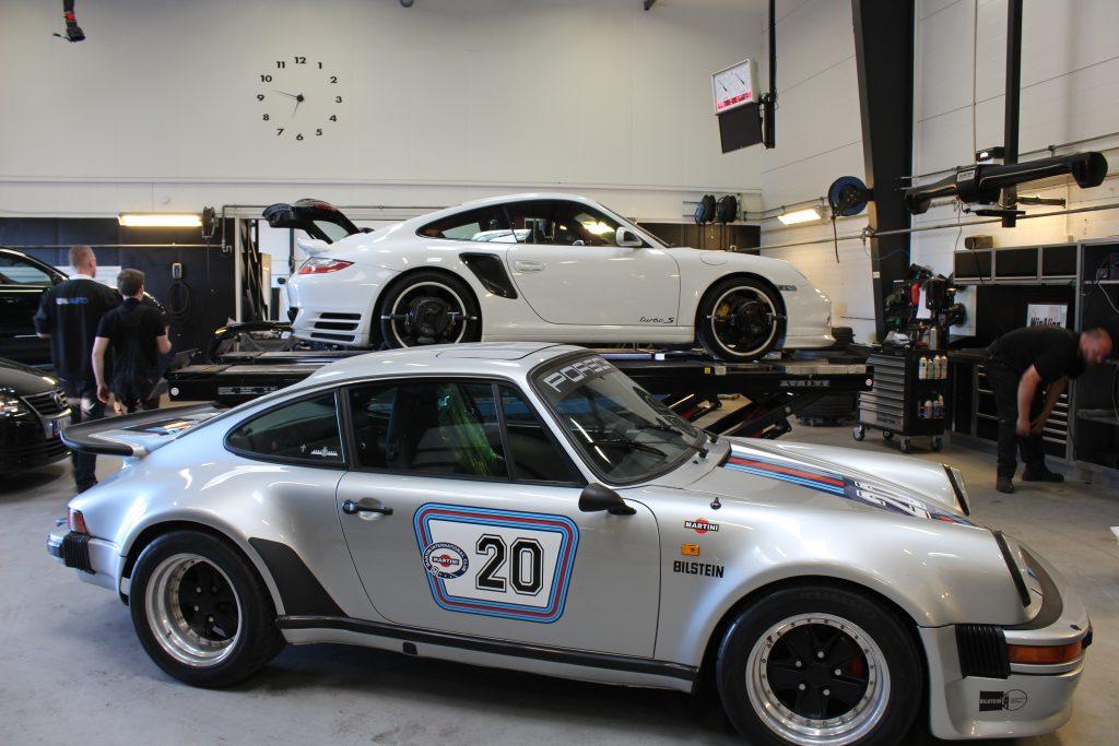 Porsche 911, Porsche 930, Silkeborg