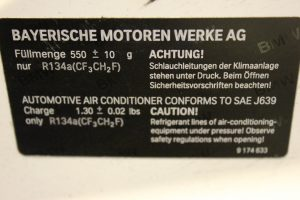 BMW Airconditionservice