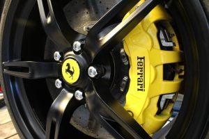 Ferrari fælg