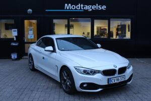 BMW 420D - 375 kr. pr. dag